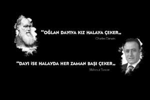 Mahmut Tuncer, Charles Darwin, Halay