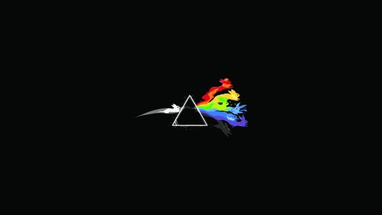 Pokémon, Pink Floyd, The Dark Side of the Moon HD Wallpaper Desktop Background