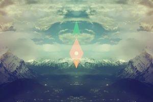 glitch art, Symmetry