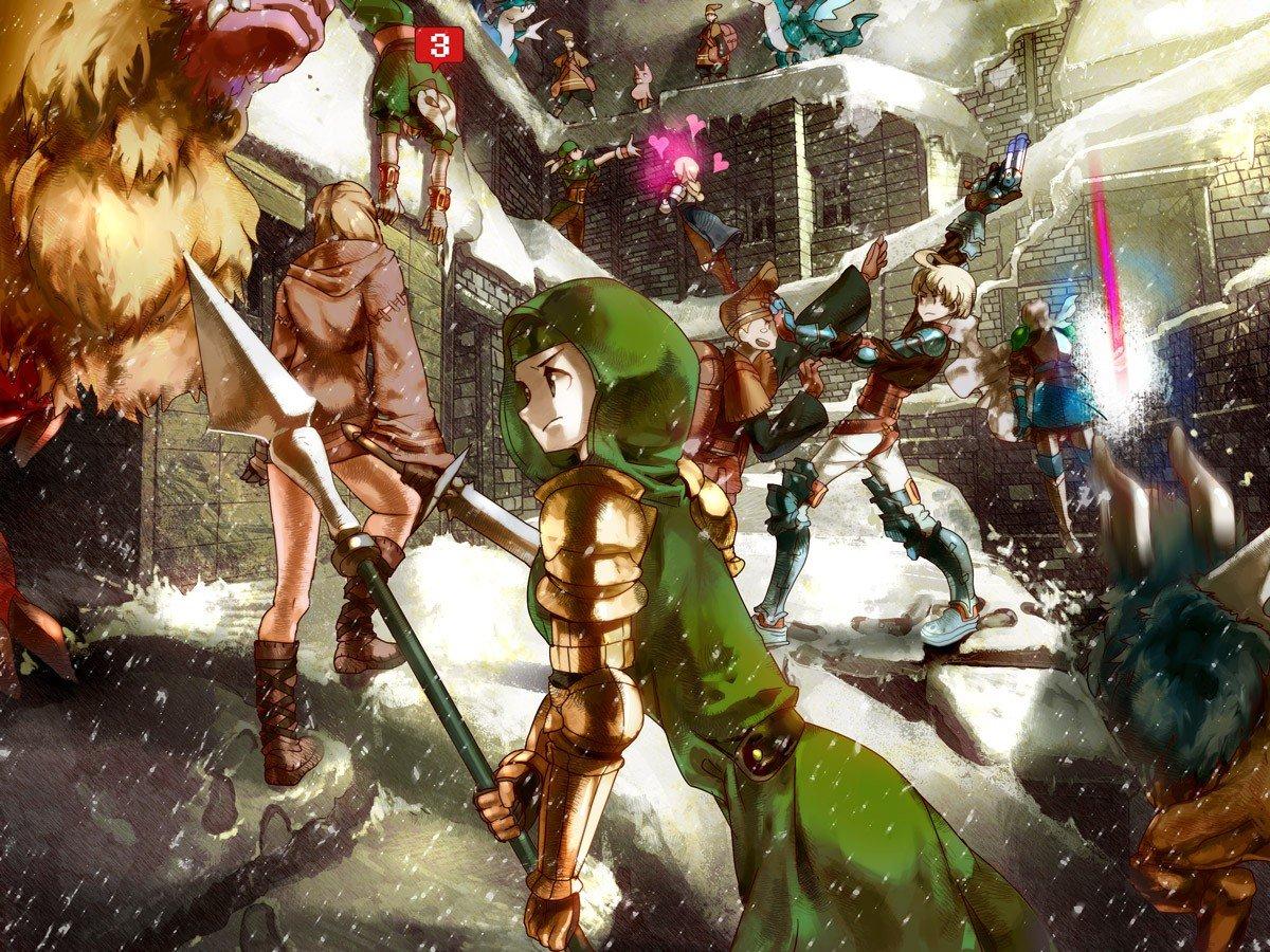 Final Fantasy Tactics Video Games Playstation Final Fantasy Hd