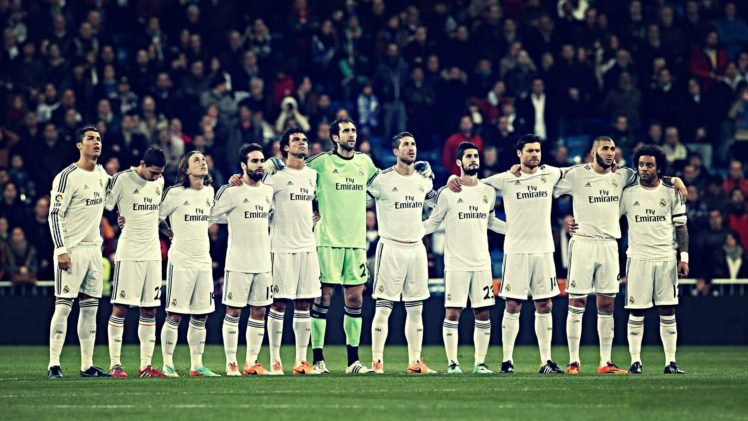 Real Madrid Hd Wallpapers Desktop And Mobile Images Photos