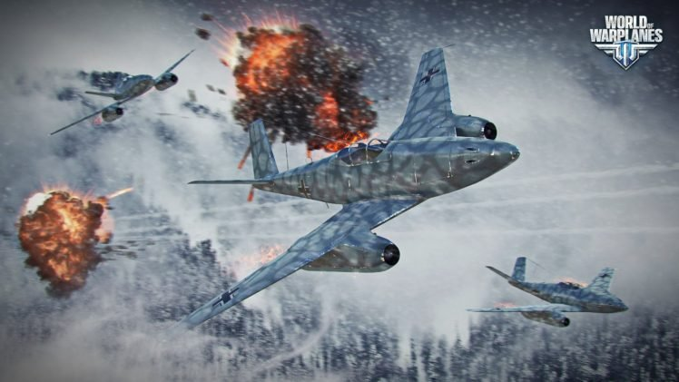 World of Warplanes, Warplanes, Wargaming, Airplane HD Wallpaper Desktop Background