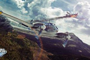 warplanes, Airplane
