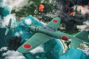 World of Warplanes, Warplanes, Wargaming, Airplane
