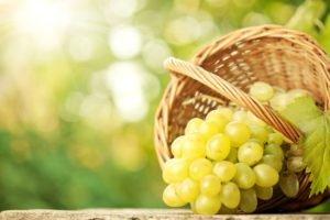 food, Grapes