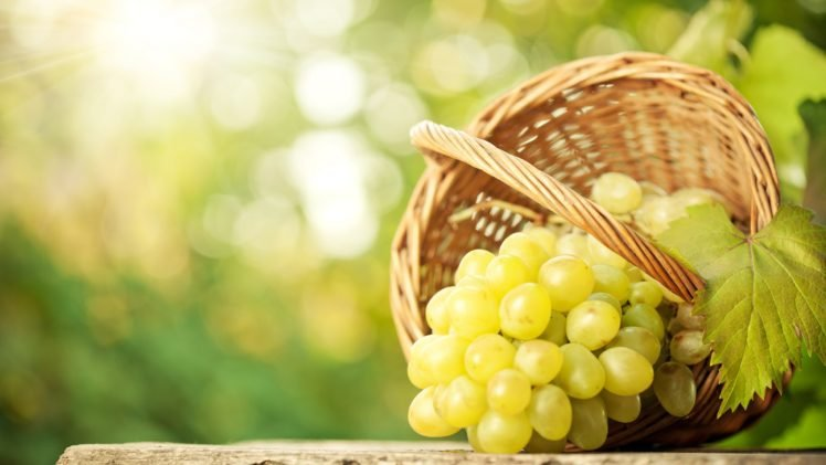 food, Grapes HD Wallpaper Desktop Background