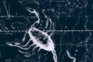 map, Stars, Scorpions