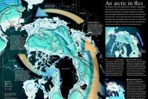 map, Arctic, Lorem ipsum