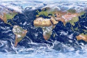 map, Earth
