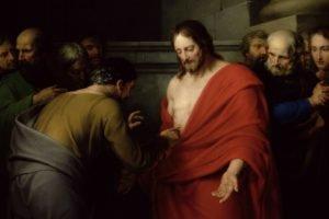 creativity, Painting, Doubting Thomas, Jesus Christ, Classic art