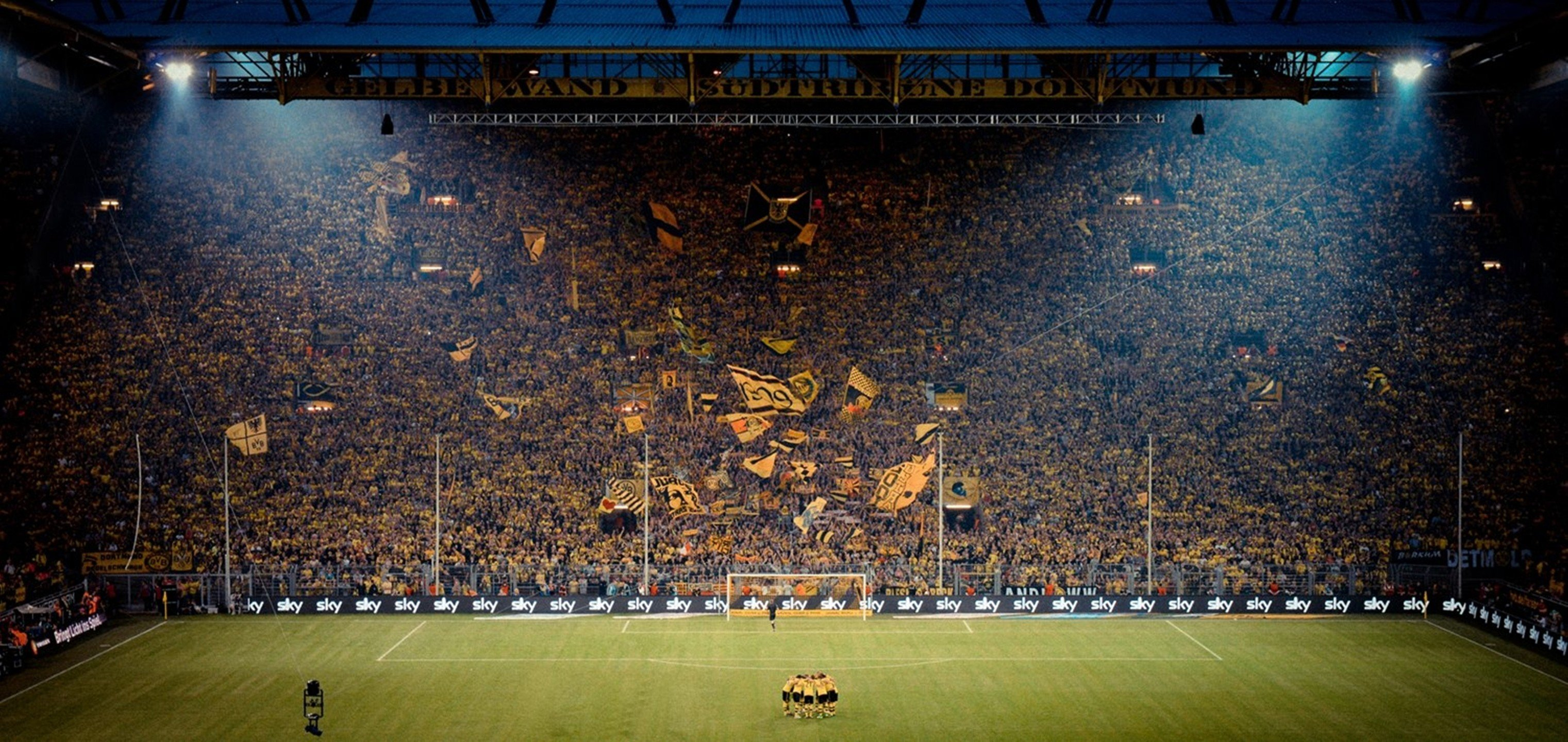 Borussia Dortmund Hd Wallpapers Desktop And Mobile Images Photos