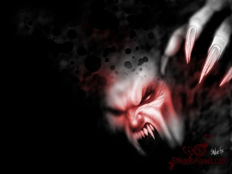 horror HD Wallpaper Desktop Background