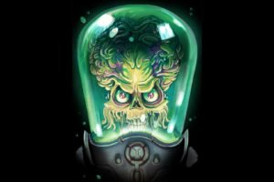Tim Burton, Mars Attacks, Fan art