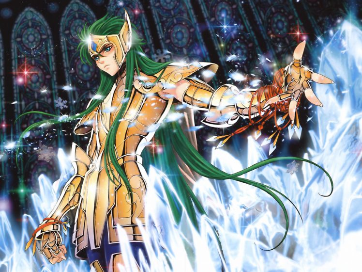 Saint Seiya Gemini HD Wallpaper Desktop Background