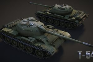 World of Tanks, Wargaming, T 54