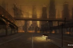 The Legend of Korra, Republic City, Bridge