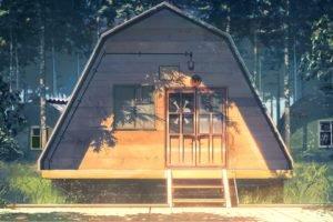 house, Everlasting Summer