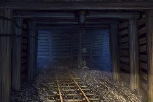 mine shaft, Everlasting Summer