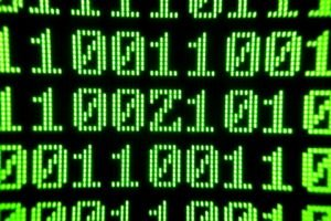 green, Black, Contrast, The Matrix, Pixels, Binary, Code, Computer