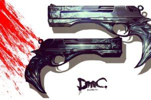 Dante, Devil May Cry, Pistol