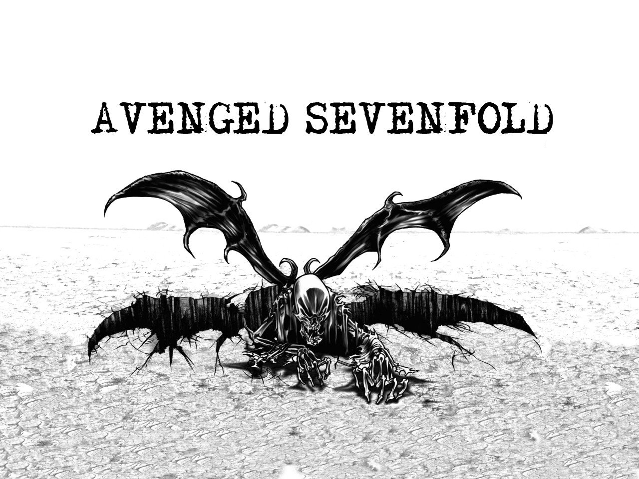 Avenged Sevenfold Nightmare HD Wallpapers Desktop and Mobile