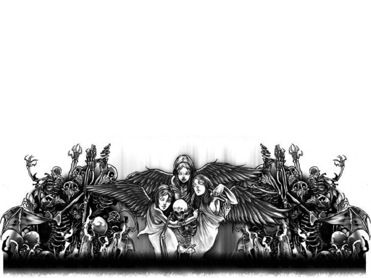 Avenged Sevenfold HD Wallpaper Desktop Background