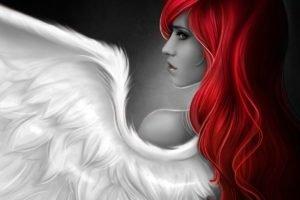 redhead, Angel