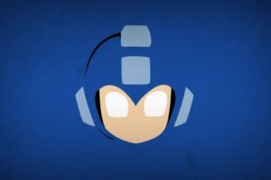 Mega Man, Blo0p, Minimalism