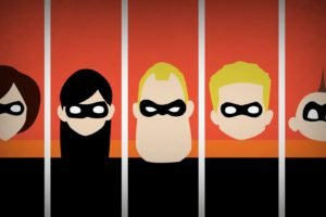 The Incredibles, Superhero, Blo0p, Family, Panels