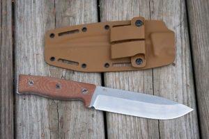 Survive! knives, Knife