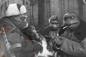 Teenage Mutant Ninja Turtles, War