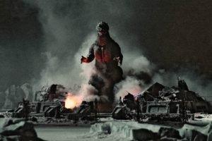 Tokyo, Japan, Godzilla