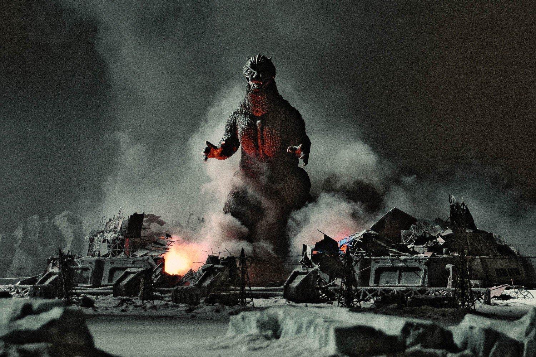 Tokyo, Japan, Godzilla Hd Wallpapers  Desktop And Mobile -6920