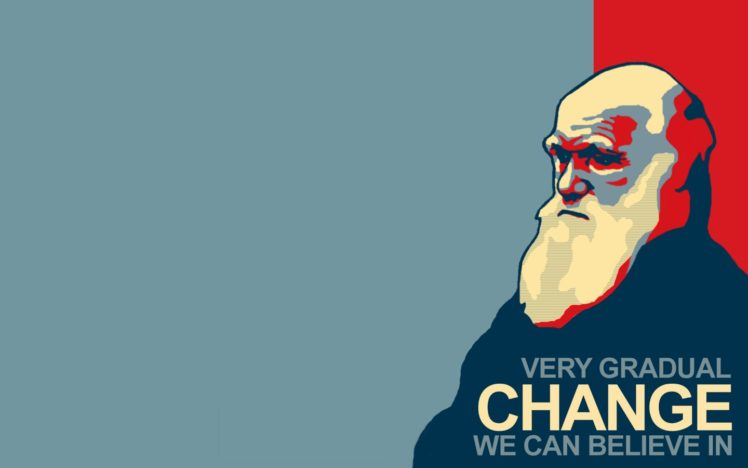 Hope posters, Charles Darwin HD Wallpaper Desktop Background