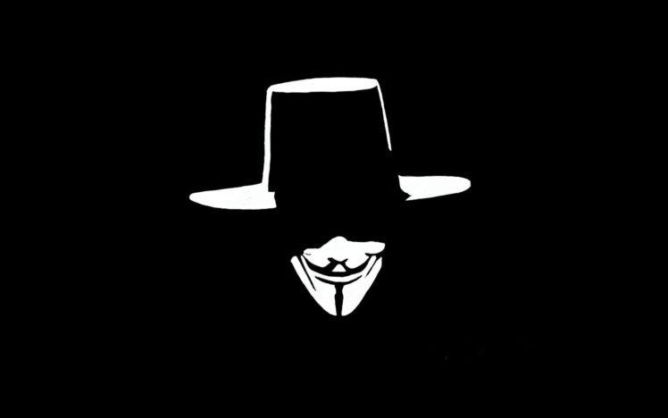 V For Vendetta Mask Wallpaper Army V for Vendetta,...
