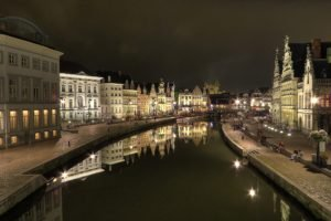 Gent, Canal