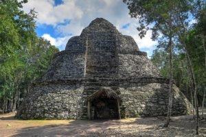 Mexico, Coba, Maya (civilization)