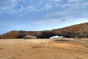 Aruba, Natural Bridge