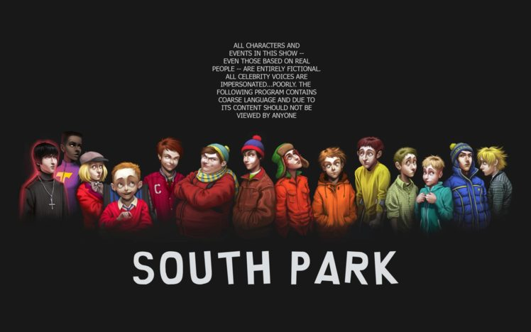 South Park HD Wallpaper Desktop Background