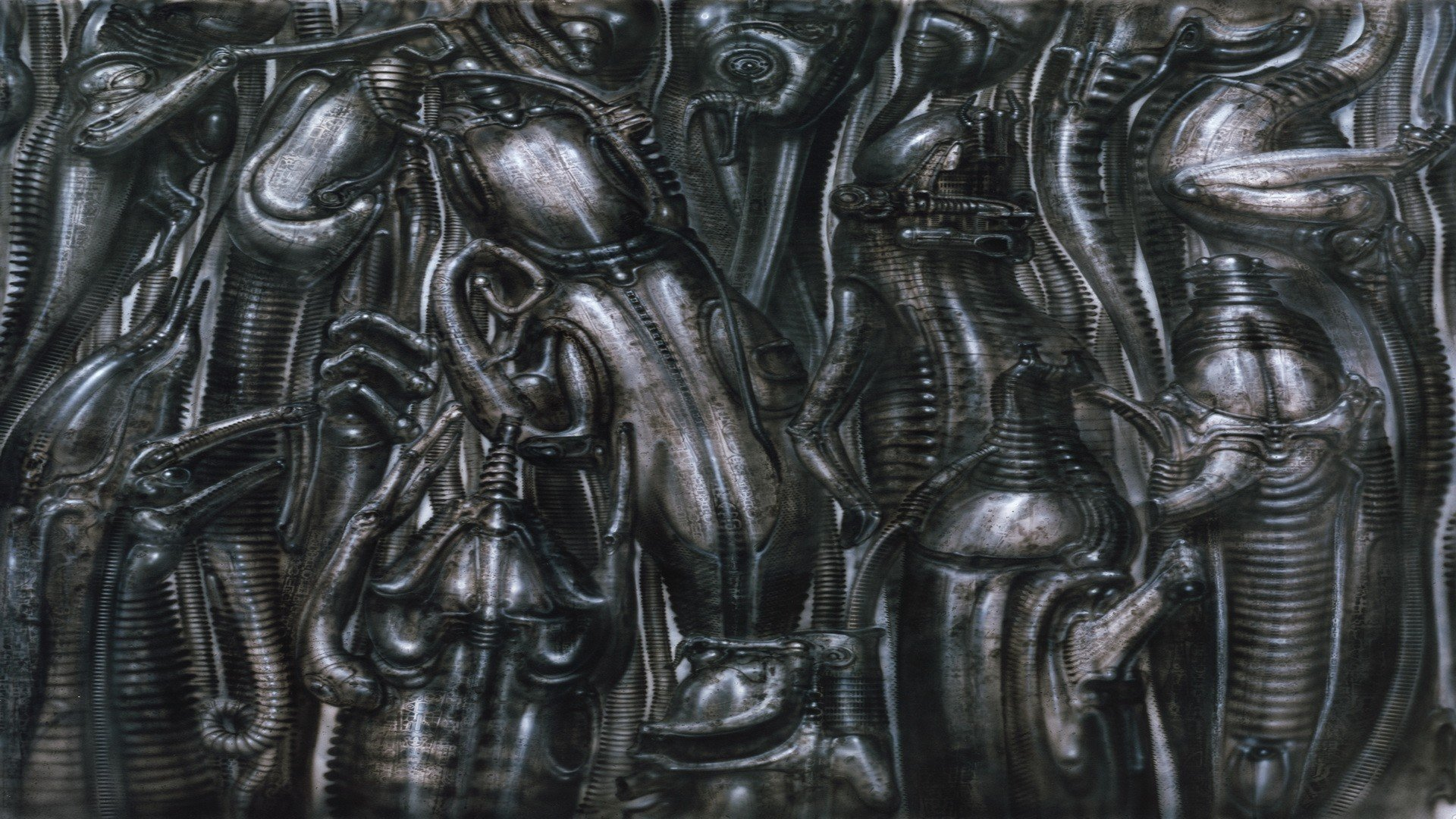 H. R. Giger Wallpaper