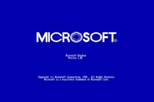Microsoft, Microsoft Windows, Operating systems