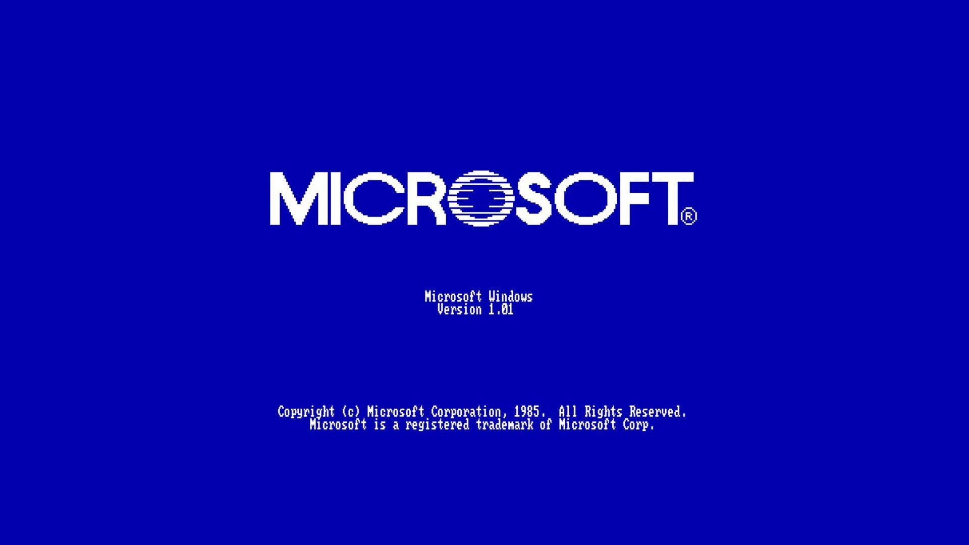 Microsoft, Microsoft Windows, Operating systems Wallpaper