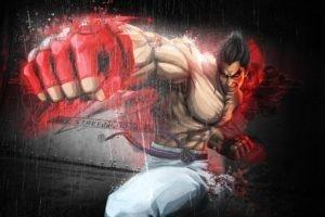 Street Fighter, Kazuya Mishima, Tekken