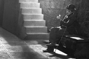 Charlie Chaplin, The Tramp
