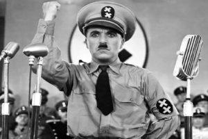 Charlie Chaplin, The Tramp, The Dictator, Film stills