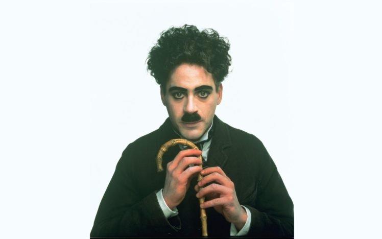 Charlie Chaplin The Tramp Robert Downey Jr Hd Wallpapers