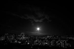 moon, Prishtina