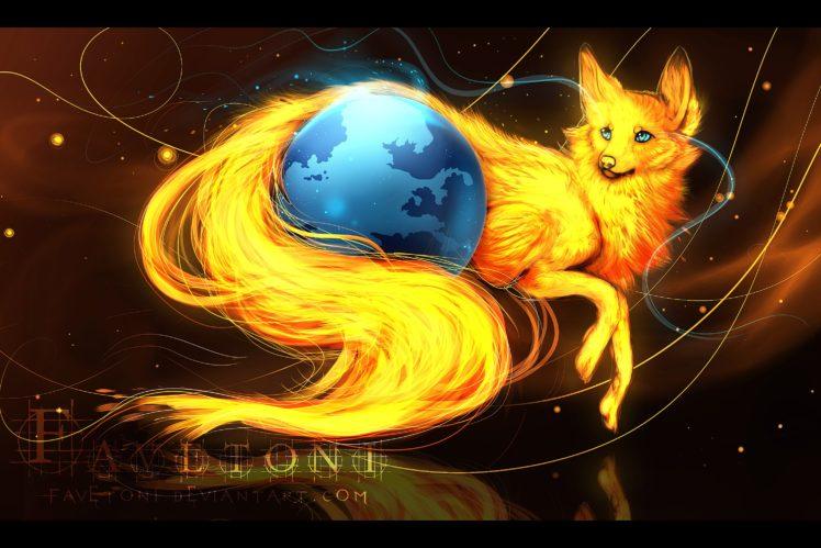 Mozilla Firefox HD Wallpaper Desktop Background