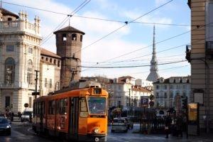 Torino, Tram, Turin, Italy