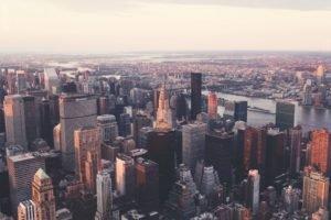 New York City, Cityscape, Skyscraper, Chrysler Building